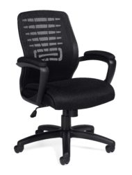 Offices to Go 11750B Mesh Office Task Chair