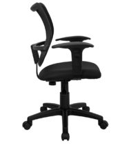 Value Star Mesh Fabric Manager Task Chair-17403