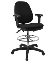 Performance Series MBF-A Drafting Chair with Tri-Paddle-0