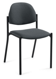 Global Comet Armless Stacking Chair
