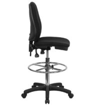 Value Star Triple Paddle Drafting Chair Foot Ring -16735