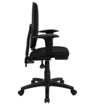 Value Star Mid-Back Multi-Functional Task Chair with Lumbar Support-0