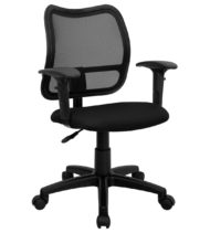 Value Star Mesh Fabric Manager Task Chair-0