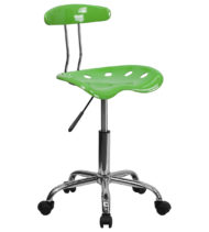 Trendspace Spicy Lime Studio Desk Chair-0