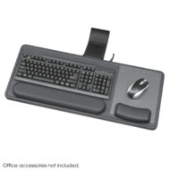 """Ergo-Comfort Low Profile Sit/Stand Articulating 28"""" Keyboard/Mouse Arm 4"""